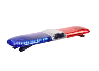Good Quality Police Safety Equipment & Emergency Warning Police LED Light Bar Roof Mounted Low Profile IP65 Waterproof on sale